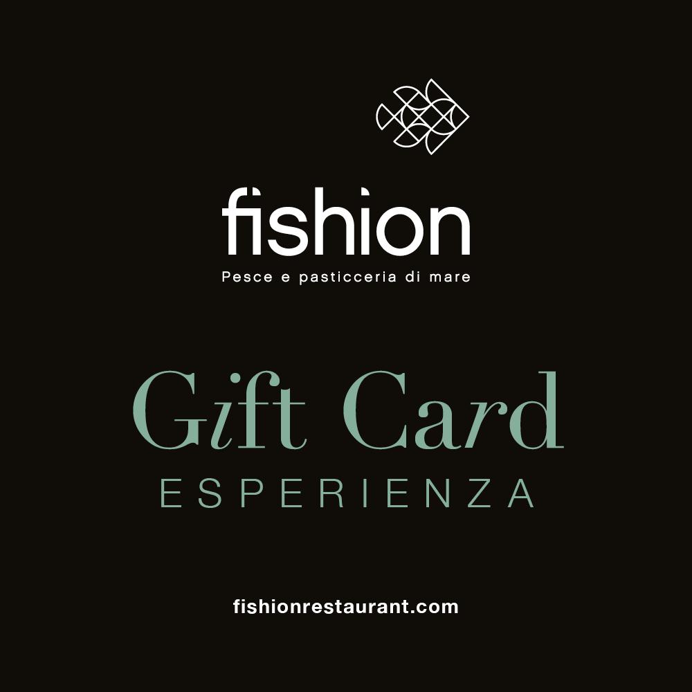 Gift Card Esperienza
