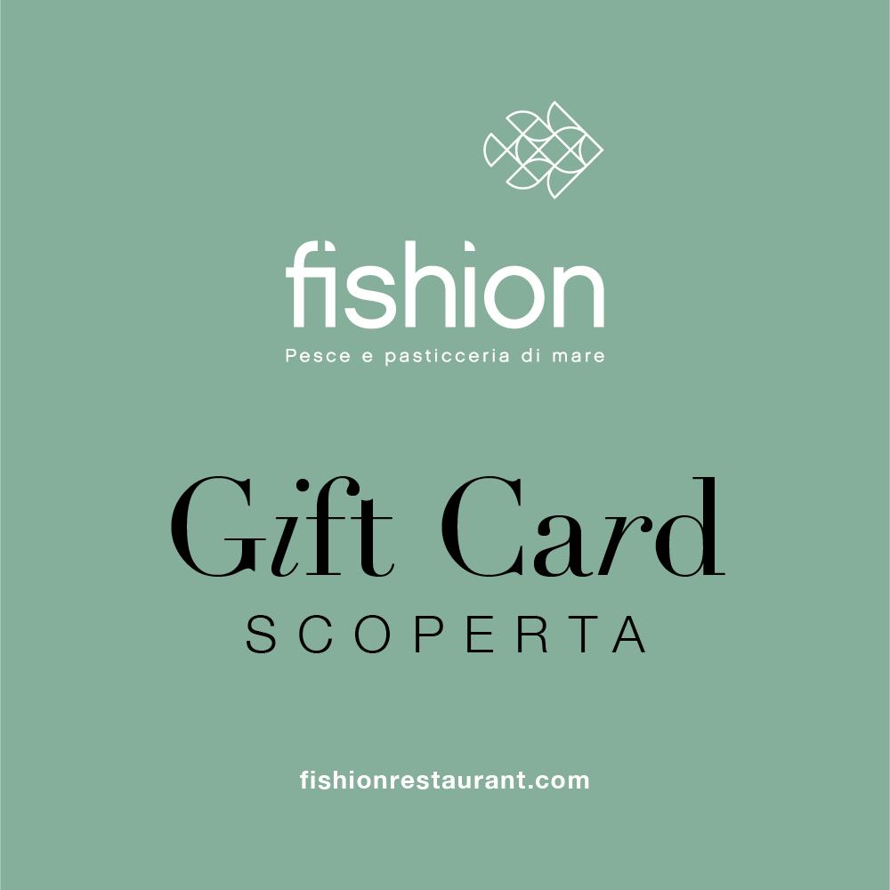 Gift Card Scoperta